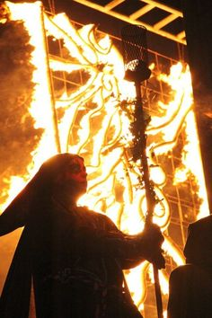 Beltane Fire Festival guide and busk pictures from Edinburgh 2015 | STV Edinburgh | Edinburgh