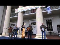 49th Annual Tennessee Valley Old Time Fiddlers Convention Bluegrass Band