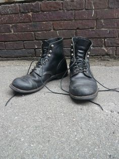 red wing classic iron rangers - Google Search