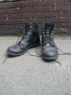 Cap Toe Ranger Boot
