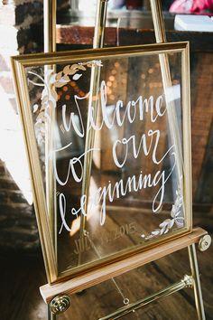 Birmingham Wedding at Avondale Brewery :: Natalie & Adam Trendy Wedding, Diy Wedding, Dream Wedding, Wedding Ideas, Wedding Decorations, Wedding Gifts, Brewery Wedding, Wedding Signage, Wedding Pictures
