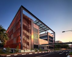 New Administration Building at Institute of Mental Health by LOOK Architects