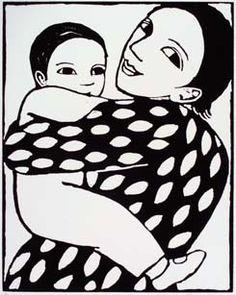 anita klein, i love this artist