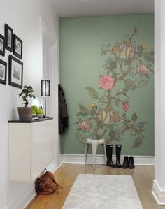 Hey,+look+at+this+wallpaper+from+Rebel+Walls,+Growing+Wild!+#rebelwalls+#wallpaper+#wallmurals