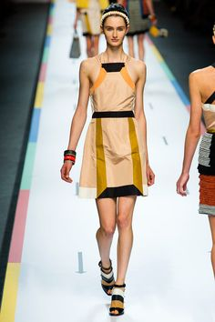 Fendi - Primavera/Verano, Milan Fashion Week