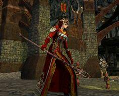 Angmar priestess