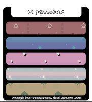 crazykira-자원으로 patterns07
