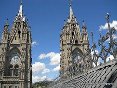 Basilica del Voto Nacional, Quito