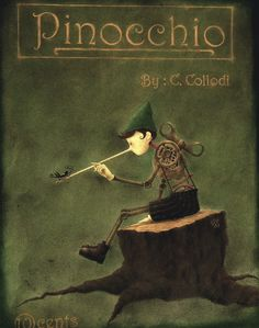 ✯ Pinocchio:: By C. Collodi✯
