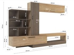 Tv Stand - Unclear About Furniture? Living Room Tv Unit Designs, Living Room Wall Units, Tv Cabinet Design, Tv Wall Design, Backdrop Tv, Tv Wanddekor, Tv Wall Cabinets, Tv Unit Furniture, Modern Tv Wall Units