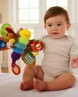 Примеры развивающих занятий для детей 6 месяцев