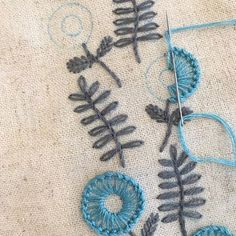 Embroidery Floss Tassel Diy such Embroidery Floss Bobbins minus Embroidery Stitches Circles where Embroidery Stitches Needle And Thread those How To Make Simple Embroidery Designs With Hands Simple Embroidery, Japanese Embroidery, Hand Embroidery Stitches, Silk Ribbon Embroidery, Crewel Embroidery, Vintage Embroidery, Embroidery Techniques, Machine Embroidery, Embroidery Designs