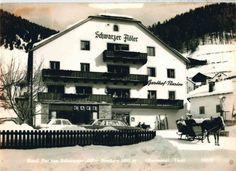 Dr. Hermann Tschiggfrey hat den Gasthof 1941 gekauft.