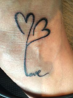 Tattoos with meaning for your kids - photo#24