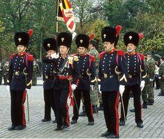 Belgian grenadiers