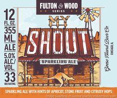 mybeerbuzz.com - Bringing Good Beers & Good People Together...: Goose Island Adding New Fulton & Wood Series - Sho...