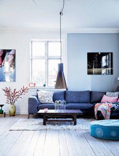 Project Fairytale: Copenhagen Apartment
