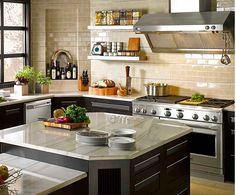 Dream Kitchen Inspiration. Monogram AppliancesTransitional ...