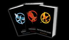 Image result for hunger games books