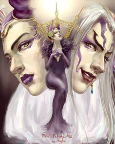 Edea Cramer - Final Fantasy VIII
