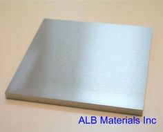 ALB Materials Inc supply high quality Hafnium (Hf) Sheets / Plate / Board per ASTM B 776 at competitive price. Energy Industry, Data Sheets, Metals, Crates, Board, Planks, Shipping Crates, Drawers, Barrel