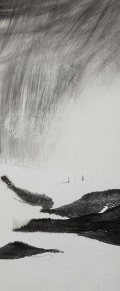 Marion Le Pennec Waves, Abstract, Illustration, Outdoor, Art, Dibujo, Paths, Photo Galleries, Ink