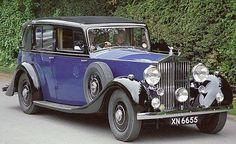1937 Four-light Landaulette by Barker (chassis 3CM55) for Lady Cora Fairhaven