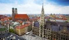 Top 10 things to see and do in Munich