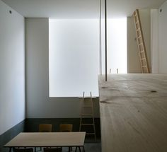 Rectangle of Light, by / selon Jun Igarashi Architects