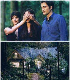 The cottage surprise - The #Twilight Saga - #BreakingDawn Part 2