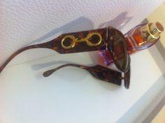 VintageSonnenbrille Italy 80er von treasuresmakeshappy auf Etsy
