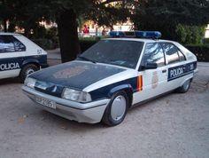 Citroen BX Policia (1990)