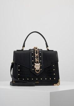 ALDO DALDAL - Handbag - light silver for Free delivery for orders over Gold Gold, Valentino, Black Noir, Ugg, Turquoise, Black Handbags, Mens Fashion, Silver, Men Styles