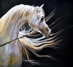 Judi Kent Pyrah Equestrian Artist