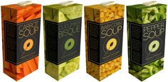 Private Label Branding by Joel Kirstein at Coroflot.com Yumm #packaging PD