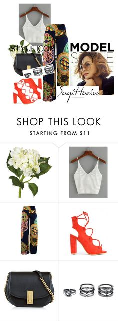 """""""Untitled #368"""" by el-khawla ❤ liked on Polyvore featuring OKA, Marc Jacobs and LULUS"""