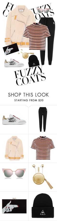 """""""#fuzzycoats"""" by dreday111 ❤ liked on Polyvore featuring Isabel Marant, Markus Lupfer, Acne Studios, T By Alexander Wang, Fendi, The Macbeth Collection, Charlotte Olympia and Palm Angels"""
