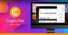 CryptoTab is the world's first browser with built-in mining feature. It lets you earn cryptocurrency just by visiting sites, watching videos or chatting online. Bitcoin Mining Software, Free Bitcoin Mining, Fast Browser, Web Browser, Browser Hack, Blockchain, Navigateur Web, Bitcoin Generator, Mining Pool
