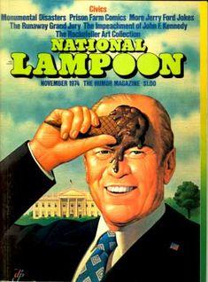 National Lampoon #56 - November 1974