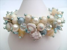 Custom Listing for boopee  Pearl Beaded Charm by KIMMSMITH on Etsy