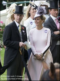 Day 1 of 2018 Royal Ascot   HRH The Countess of Wessex