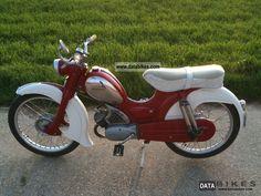 ZUNDAPP super combinette 429 mod. 1959