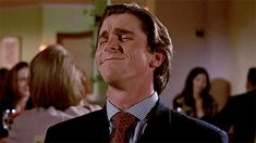 American Psycho, Aesthetic Movies, After Life, Attractive Men, Cinema, Handsome Boys, Pat Bateman, Christian Bale Hot, Pretty People