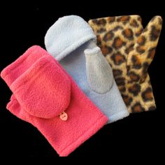 Keep tweeting, texting and fiddling with your favorite gadget while you keep your fingers warm! Convertible gloves, also known as glittens or glomitts, are hot! Learn to sew these fleece fingerless gloves with optional flip-top mitten top with my printable PDF sewing pattern and instructional tutorial. Full-size printable patterns for open or closed thumb are …