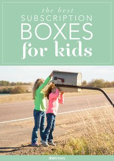 Top easter gifts for kids httpsheknowsshopping subscription boxes for kids really are the gift that keeps giving negle Choice Image