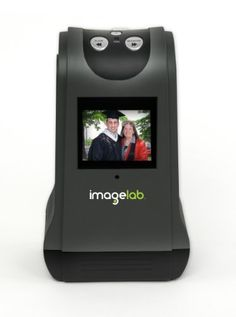 Imagelab FS9T 9 MP Slide and Negative Scanner with 2.4-Inch Tft LCD Screen: http://www.amazon.com/Imagelab-FS9T-Negative-Scanner-2-4-Inch/dp/B0048501SE/?tag=cheap136203-20