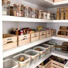 inexpensive kitchen pantry organization ideas for tiny house or your home. - inexpensive kitchen pantry organization ideas for tiny house or your home decor - Diy Living Room Decor, Diy Kitchen Decor, Diy Bathroom Decor, Clever Kitchen Ideas, Kitchen Interior, Rustic Kitchen, Kitchen Hacks, Eclectic Kitchen, Country Kitchen