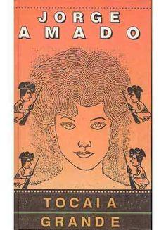 Tocaia grande -  livro de Jorge Amado