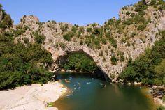 Ardechè - Pont d'Arc