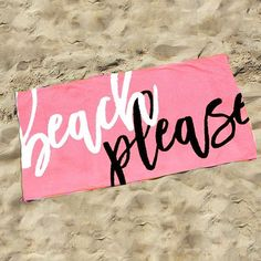 www.thesugarluxe.com #BEACH PLEASE!!!  Our fun and fresh oversized #beachtowels are making waves this #Summer! These are huge! Five fun designs for you to rock while getting your surf on! . . . . . beach towel oversized